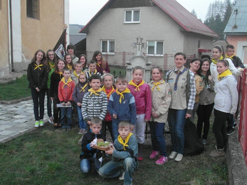 Matej Slabý - Mohykán 66. zbor Eduarda Korponaya