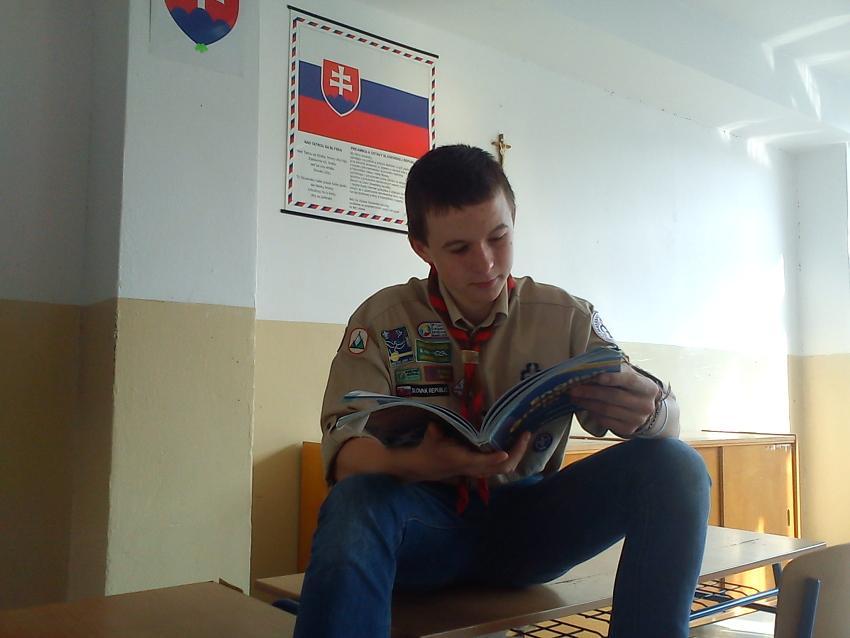 Michal Sviatko - Kaňour - 8. oddiel J. Murgaša Kysak