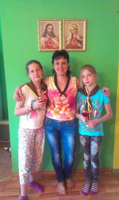 Miriam Kleo Bajzíková 31. zbor Irmy Ševcechovej Trenčianska Teplá