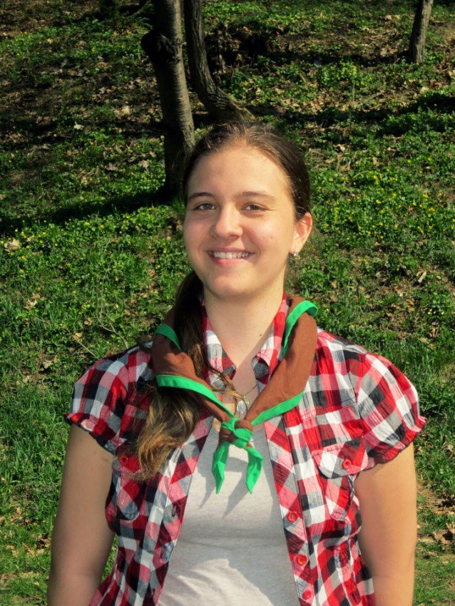 Miriama Kolpanská - Mimi 45. zbor Posledného spojenectva Veľké Zálužie