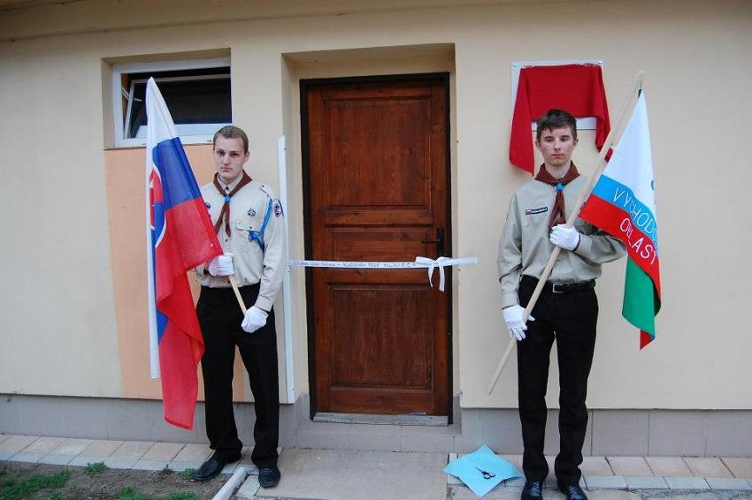 Patrik Seman a Jaroslav Sučka Paťo a Jari 33. zbor Ordo Salinae Prešov - Solivar