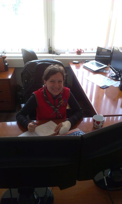 Zuzana Škutchanová - Bodka - 55. zbor Lišiak - Vrútky